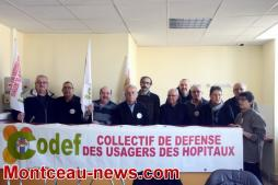 «  La présidence de la république réponde au Codef » (Montceau)