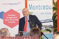 Cœur de ville à Montceau-les-Mines