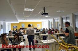 Collège Jean Moulin: enseignement moral et civique