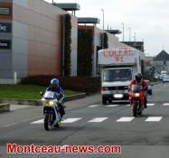 Après le rassemblement de véhicules en Saône-et-Loire