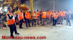 Safety week chez Colas