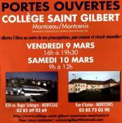 Collège Saint-Gilbert (Montceau-les-Mines / Montcenis)