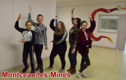 Montceau-les-Mines :  Collège Jean Moulin