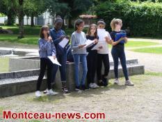Echanges inter degrés (Montceau)