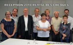 Comité des Fêtes des Gautherets (Saint-Vallier - Sanvignes)