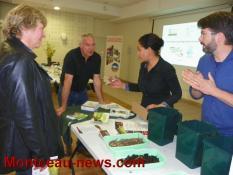 Communauté urbaine Creusot-Montceau : Conférence aux Bizots