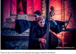 "Concert de Noël par le duo ""Les Contres"" (Sortir)"