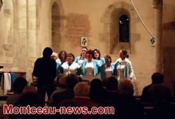 Concert (Saint-Romain-sous-Gourdon )