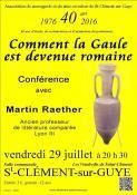 Association de Sauvegarde et de Mise en Valeur de Saint-Clément-sur-Guye