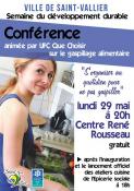 Ce lundi 29 mai 2017 au centre René Rousseau à Saint-Vallier