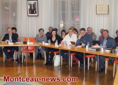 Conseil municipal de Montceau