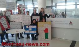 Collège Copernic à Saint-Vallier - 100% des professeurs en grève ce jeudi