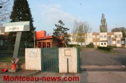 Collège Copernic à Saint-Vallier, professeurs et parents d'élèves toujours dans l'action