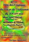 RAPPEL : Comité des fêtes MARY – Mont Saint Vincent (Sortir)