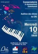 Conservatoire à Rayonnement Communal (Montceau)