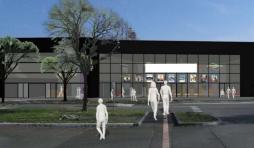 Le Creusot : Le cinéma multiplexe se construira derrière la nouvelle Brasserie