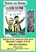 """Toulon sur Arroux accueille les """"Contes givrés""""..."""