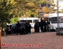 Réactualisé - Renforts de police à Montceau...