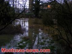 Vigilance jaune inondations...