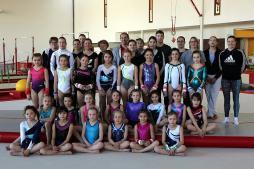 CSL Gymnastique  (Saint-Vallier)