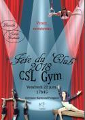 Le CSL Gym fait la fête(Saint-Vallier)