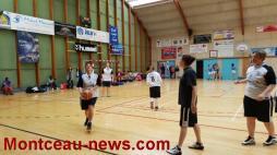 CSL BASKET (ST VALLIER) : Un tournoi très sympa à Nuits Saint Georges pour le club