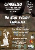 """""""UN BOUT D'FRICOT TSAROLLAIS"""" : UNE SOIREE TYPIQUEMENT CHAROLLAISE"""