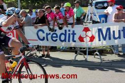 Cyclisme – 40e Route de Saône-et-Loire, arrivée finale à Ciry-le-Noble