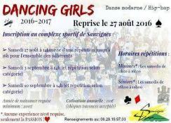 Dancing girls (Sanvignes)