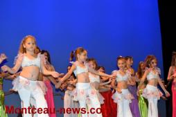 « Association de danse orientale Janah »
