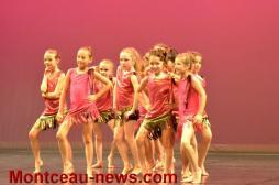 Gala du Conservatoire de Danseurs (Montceau)
