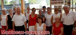 Saint-Vallier : Rythm and Dance