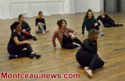 Montceau-les-Mines: au Conservatoire de danse