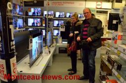Montceau-les-Mines :  Black Friday chez Darty !