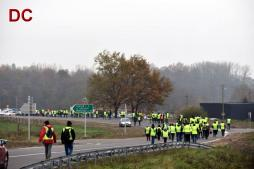 Journée nationale  d'action des Gilets Jaunes.... (2)