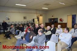 Communauté urbaine Creusot-Montceau : Conférence Au Magny