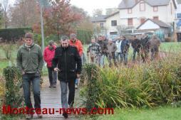 Environnement - Elus et techniciens des communes de la CUCM en formation à Saint-Vallier