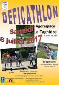 4ème édition du Déficathlon de La Tagnière (Sortir)