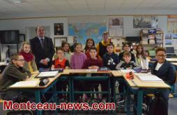 Saint-Vallier : groupe scolaire des Bois Francs