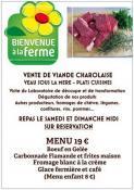 """Ferme gourmande"" du GAEC des Grands Genets à Dettey (Sortir)"