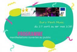 EURO FESTIV'MUSIC (Montceau-Blanzy)