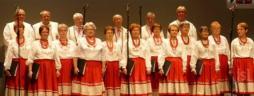 Chorale du groupe  « POLONIA » (Sortir)