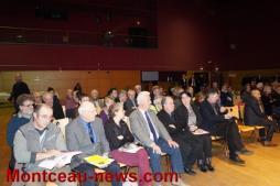 Marie-Guite Dufay est venue présenter les stratégies de la Région
