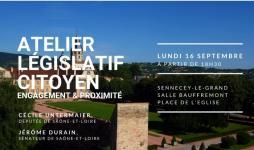 Projet de loi Engagement et proximité débat avec Cécile Untermaier et Jérome Durain (Politique)