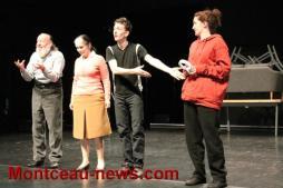 Théâtre – Jeudi soir à l'ECLA à Saint-Vallier avec la compagnie Collectif 7