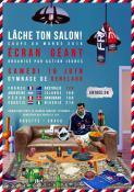 Ecran géant pour la Coupe du monde à Génelard (Sortir)