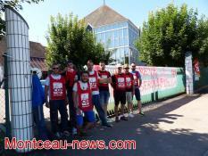 Social - Montceau, en grève depuis jeudi dernier