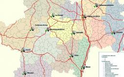 CCM - création et gestion de bornes de recharges de véhicules électriques...