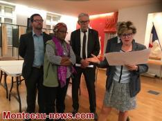 Politique - Elections européennes 2019  à Montceau