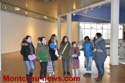 Galerie de l'embarcadère: Pierre Paul Marchini l'artiste et la jeunesse (Montceau)